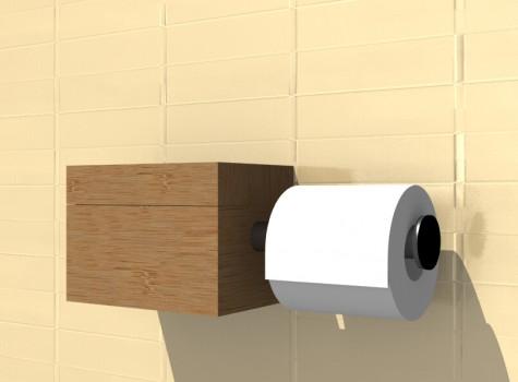 toiletrolhouder ROLBOX