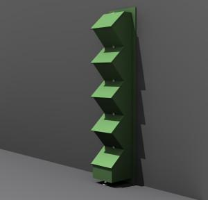 ZIGZAG groen 2